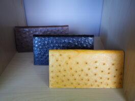Ladies Ostrich Wallet