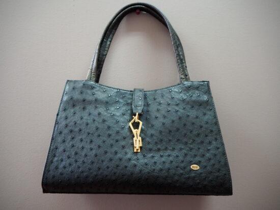 Ostrich Handbag